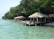 Aneka Keindahan Pulau di Pulau Seribu