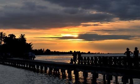 Tempat penginapan di Sekitaran Pulau Pramuka