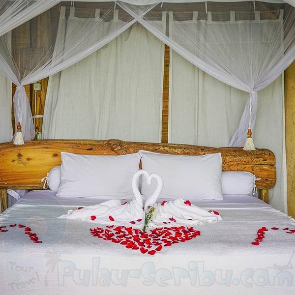 Romantic Moment pulau macan