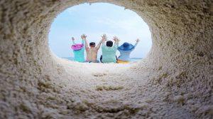 aktivitas liburan Pulau Pari