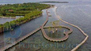 destinasi wisata Pulau Untung Jawa
