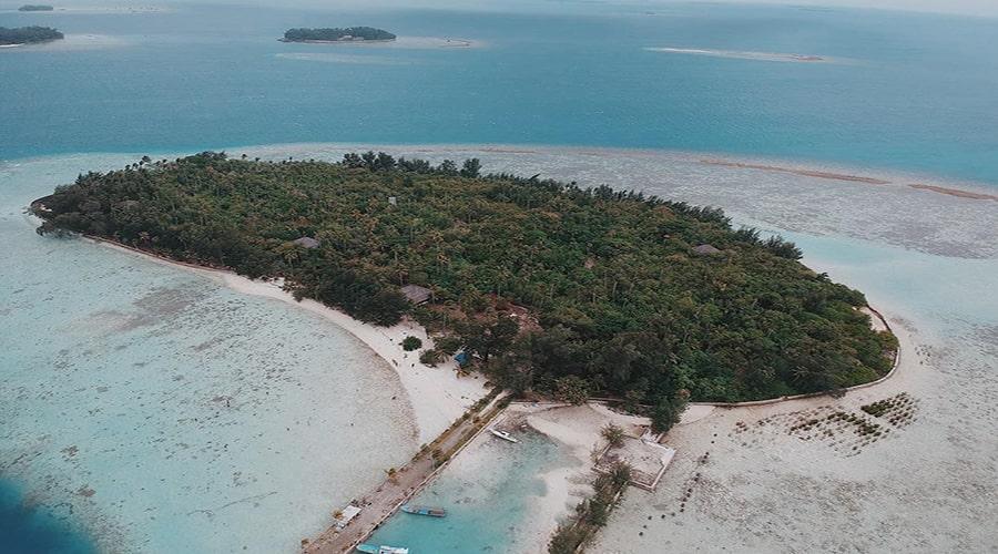 Wisata Pulau Papatheo