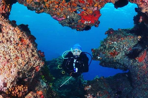destinasi taman bawah laut pulau pramuka