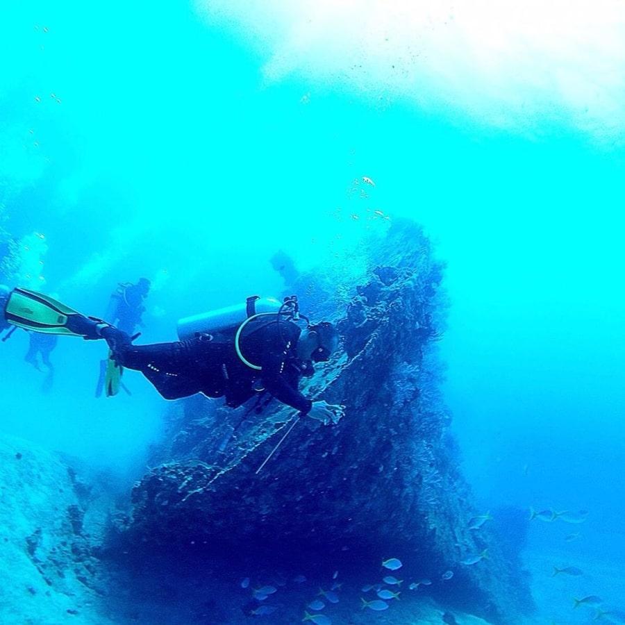 diving Wisata Pulau Papatheo