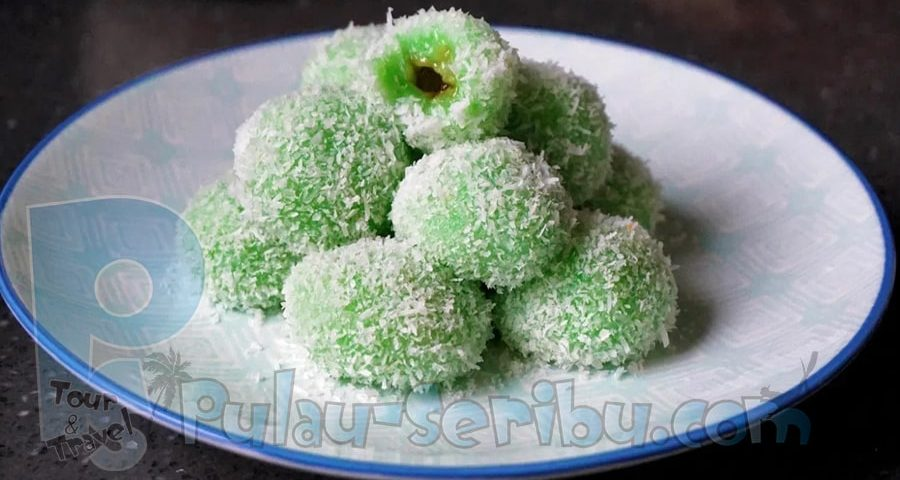 kue khas Pulau Seribu