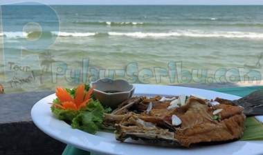 wisata kuliner Pulau Tidung