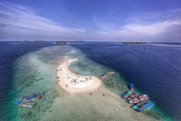 liburan di pulau harapan kepulauan seribu