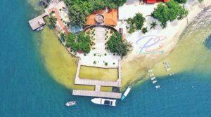 berlibur ke Pulau Bidadari
