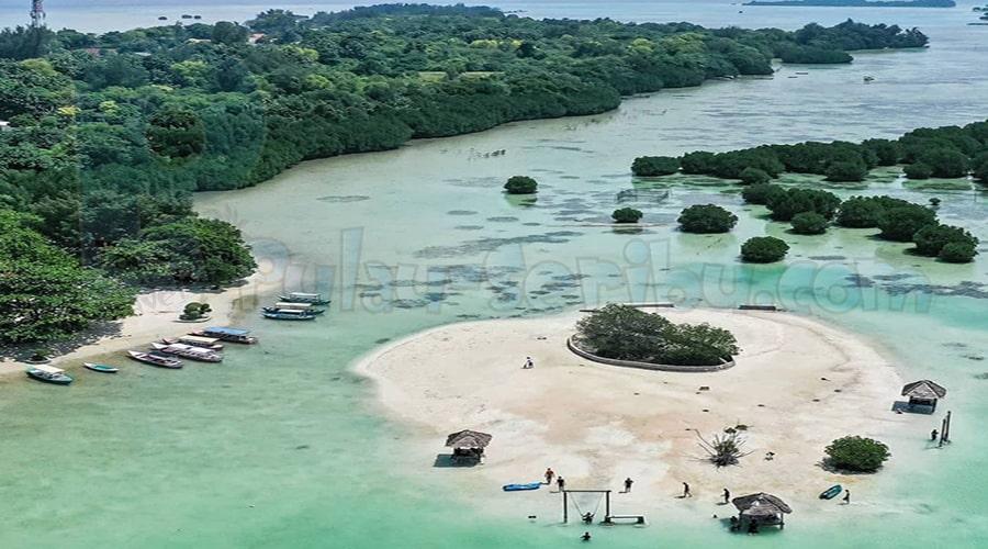 sejarah dan mitos Pulau Pari