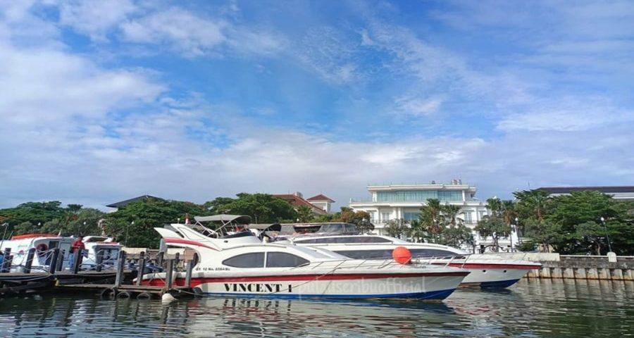 transportasi menuju Kepulauan Seribu