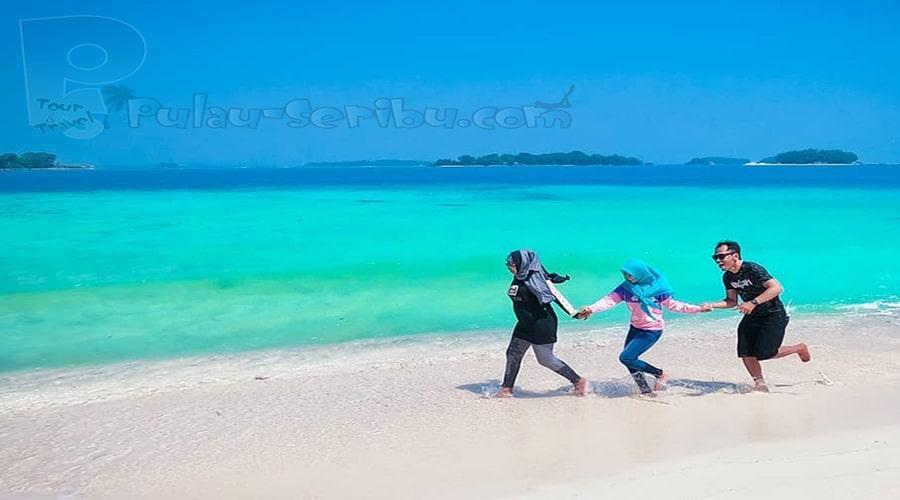 backpackeran ke Pulau Seribu