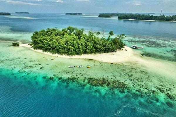 tour murah pulau harapan