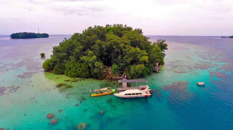 tour pulau macan