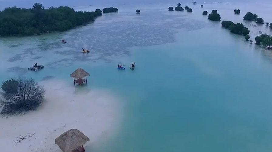 Tour pulau pari