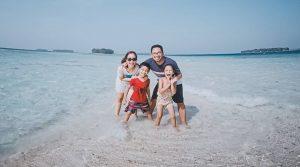 liburan ramah anak Pulau Seribu