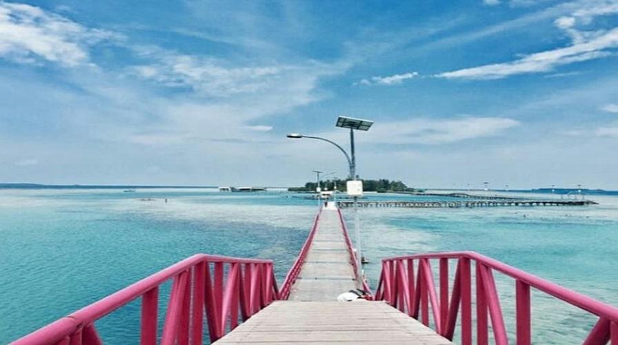 tour pulau tidung