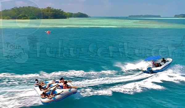 travel pulau seribu