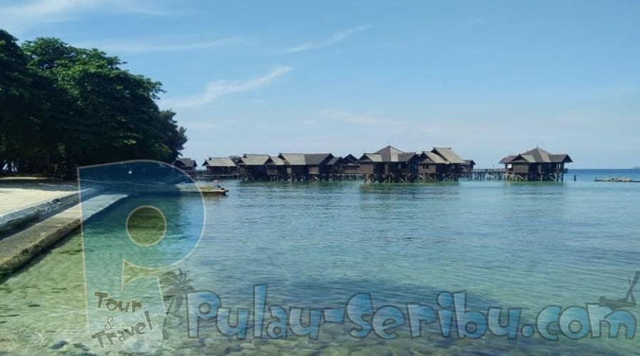 Keindahan Pulau Ayer