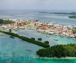 wisata pulau kelapa