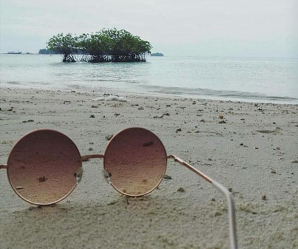 wisata pulau pari Pantai Tanjung Rengge