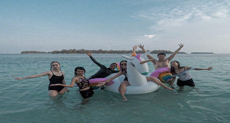 Kegiatan wajib di Pulau Seribu